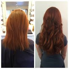 hothead hair extensions hair extensions before and after the untouchables hair design