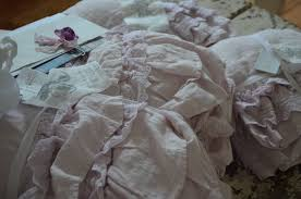 simply me its here the rachel ashwell petticoat bedding in pink