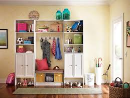 sturdy mudroom storage units that will make your entryways look