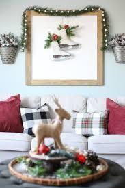 the craft patch cozy farmhouse christmas home tour 2017