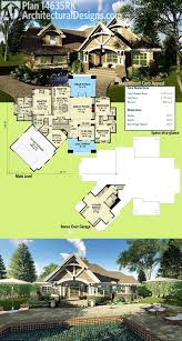 House Plans With Future Expansion 1430 Best Images About Home On Pinterest House Plans Craftsman