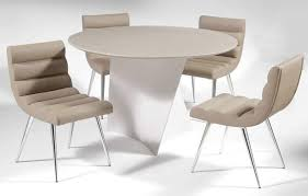 Modern Kitchen Table And Chairs Round Table And Chairs 60in Rosewood Longevity Design Round Dining