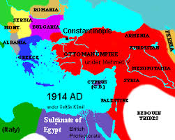 World War One Ottoman Empire Economics40s2013 The Indirect Effects Of The Various Revolutions