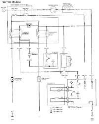 1998 honda civic headlight wiring diagram honda wiring diagrams