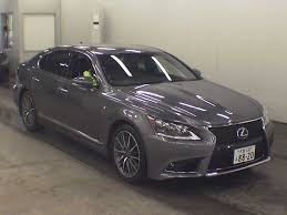 lexus usa export japanese car auction find u2013 lexus ls 600h f sport japanese car
