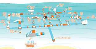 Philippines Map World by Asia U0027s Biggest Floating Playground Inflatable Island In Subic