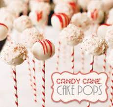 christmas cake pops santa claus ideas pinterest