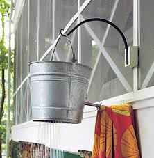Simple Outdoor Showers - summer weather report outdoor showers home owner nut
