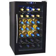 Kitchen Wine Cabinets Wine Coolers Wine Beverage U0026 Keg Coolers The Home Depot