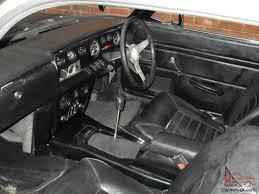 1975 reliant scimitar gte manual black