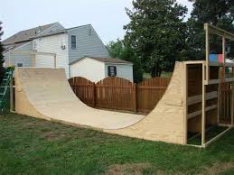 Backyard Skate Ramps by Halfpipe Google Search Exterior Skateparks Pinterest