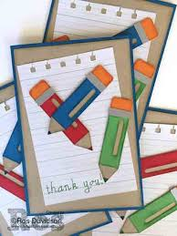 What To Give As A Thank You Gift Best 25 Teacher Cards Ideas On Pinterest Thank You Teacher