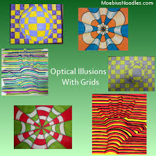 modulo art pattern grade 8 3d illusions with easy grids natural math