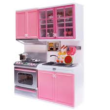 pretend kitchen furniture aliexpress buy pink kid kitchen pretend play cook