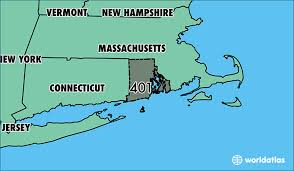 jersey area code map where is area code 401 map of area code 401 providence ri