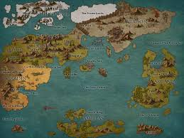Fantasy World Maps by I U0027ve Been Imagining My Fantasy World In My Head Since I Was 11
