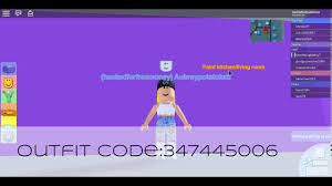 clothing codes in neighborhood of robloxia youtube