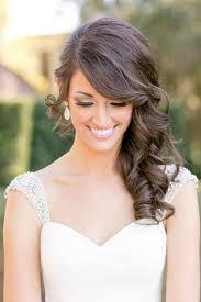 bridal hair for oval faces best 25 medium length wedding hair ideas on pinterest medium