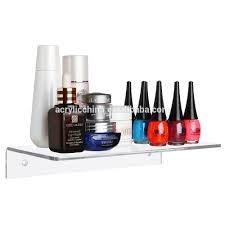 Acrylic Bathroom Shelves by Acrylic Wall Mount Shelf Acrylic Wall Mount Shelf Suppliers And