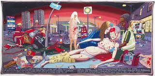 Where To Get Cheap Tapestry Grayson Perry Tapestries Find Permanent Home News Art Fund