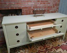 Turning Dresser Into Bookshelf Turning An Old Dresser And Bookshelves Into A Media Center
