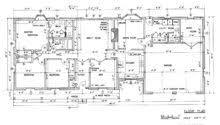 blue prints house 13 artistic cottage plans building plans 17095