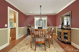 two toned walls the burgundy is bold for the home pinterest