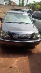 lexus rx300 model 2003 sold tokunbo lexus rx300 2003 model extrememly first body