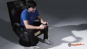 Surround Sound Gaming Chair Brazen Spirit 2 1 Boysstuff Co Uk Youtube