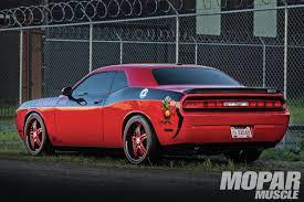 Dodge Challenger Tail Lights - 2009 dodge challenger rt dodge muscle car automobile magazine