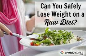 you asked is the raw vegan diet a healthy way to lose weight