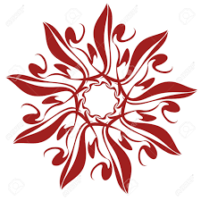 decorative flower decorative flower pattern royalty free cliparts vectors and