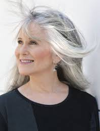 short hairstyles for older women 50 plus embracing gray hair hair i love pinterest gray hair gray