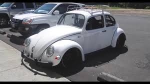 volkswagen coupe classic buy this subaru sti powered 1965 volkswagen beetle before we do