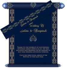 royal wedding cards royal scroll email wedding card design 22 luxury indian