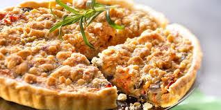 cuisine tunisienne pate au thon tarte salée au thon et fromage cuisine tunisienne