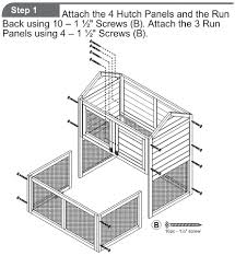 Rabbit Hutch Instructions Critter Cages Blog Premium Plus Rabbit Ranch By Ware Mfg