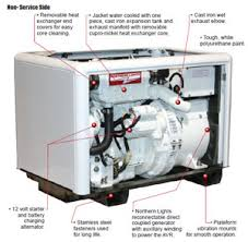 used northern lights generator for sale northern lights m673l3 generator from performance diesel inc