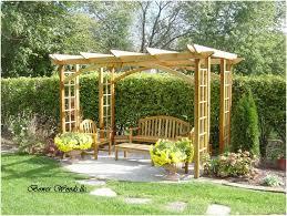 100 arbor trellis plans garden arbor trellis plans