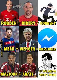 Robben Meme - infinite footbal robben riberye robbery atno messi wenger