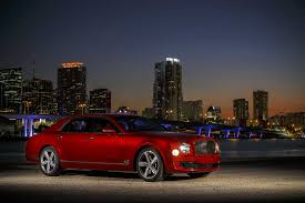 bentley mulsanne 2017 red bentley mulsanne