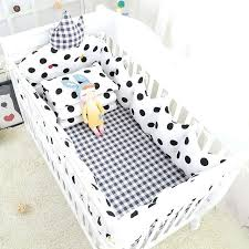 Crib Bedding Sets Walmart Crib Bedding Sets Style Baby Bedding Set Breathable Cotton Crib
