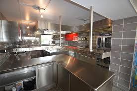 agencement de cuisine professionnelle cuisine professionnelle inox agencement cuisine collective