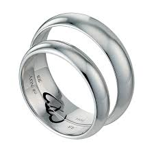 what is a commitment ring commitment 9ct white gold ring set h samuel