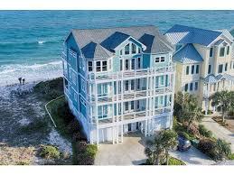Beach House Rentals Topsail Island Nc - ocean view ln 100 oceanfront house north topsail beach