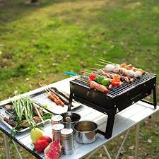 cuisine outdoor ysr bbq portable barbecue stove outdoor cooking picnic cing wood