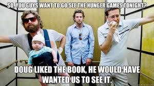 hangover hunger games memes quickmeme