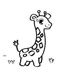 magnificent inspiring cute baby animals coloring pages new animal