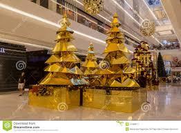 christmas tree jk mall sao paulo editorial photo image 47688671