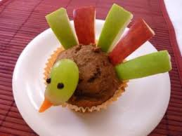 healthy thanksgiving themed snacks can make the